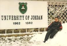 Kenangan di Jordan