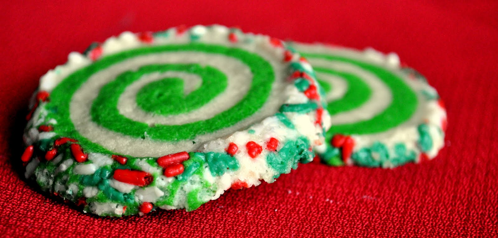 Our italian kitchen colorful swirl cookies colorful swirl cookies merry christmas forumfinder Image collections