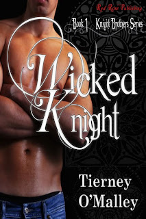 WICKED KNIGHT by Tierney O' Malley (Review & Giveaway)
