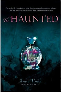 (ARC Review) The Haunted by Jessica Verday