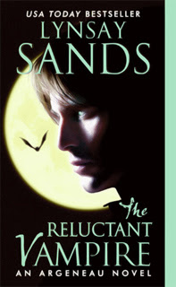 COVER ALERT!! The Reluctant Vampire by Lynsay Sands
