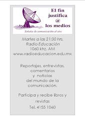 LOS MEDIOS EN LA RADIO