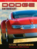 DODGE ENTHUSIAST MAGAZINE/Publisher Barb Beach