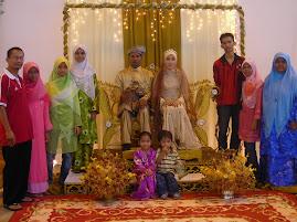 Familyku & Pengantin Justina