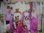 Familyku & Pengantin Hidayah&Rizal