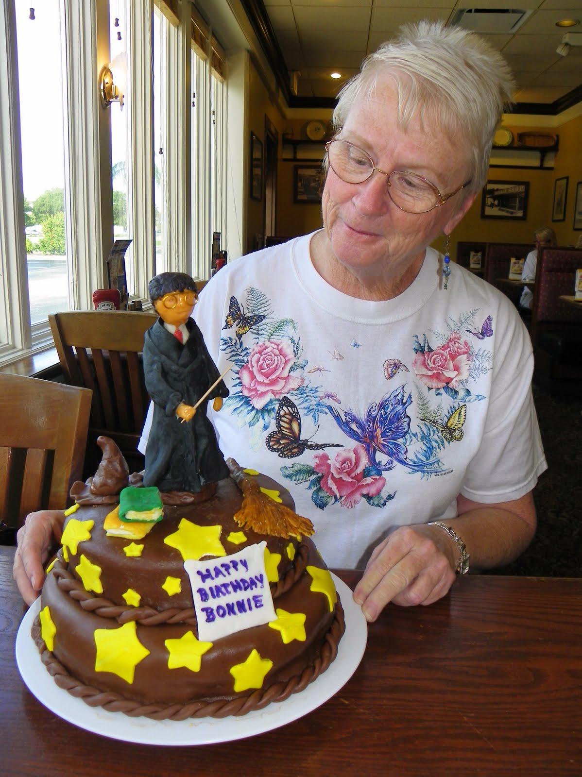 Michaelinas Cakes jojom333yahoocom Harry Potter Birthday Cake