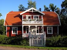 Vårt underbara hus!