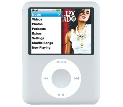 APPLE IPOD 4GB NANO