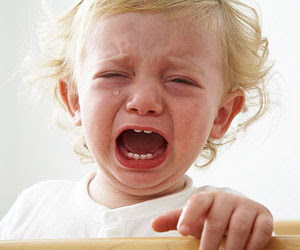 Temper tantrums from a two year old and teenagers