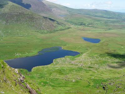Irlande - Dingle ou la verte Erin