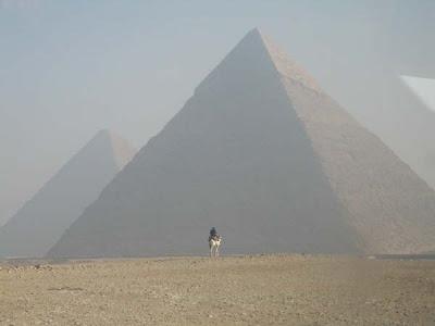 Egypte - Pyramides