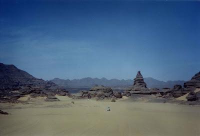 Libye - Sahara - Entrez dans le Messac