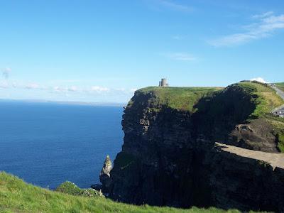 Irlande - Les falaises de Moher