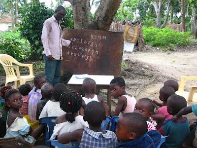 Congo - Mon voyage à Mbandaka