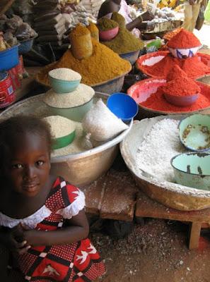 Burkina Faso - Marché de Koupela