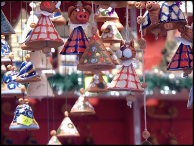 Balade en famille ce week end au Marché de Noël de Metz