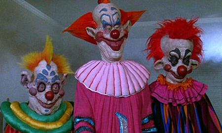 Boogeyman 39 s top 5 scariest clowns buckeye boogeyman for Killer klowns 2