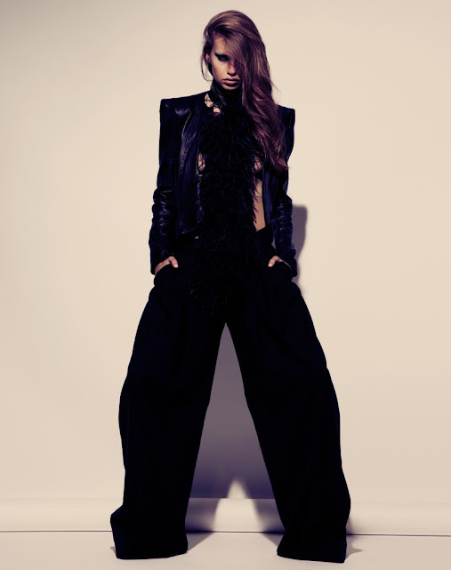hôtel de mode: Label crush of the moment - Ellery AW 2010