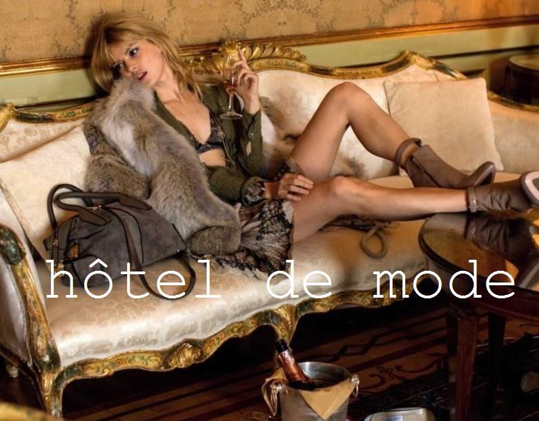 hôtel de mode