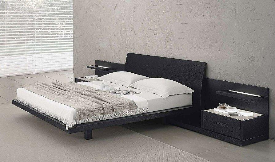 Modelos de camas en madera modernas - Imagui