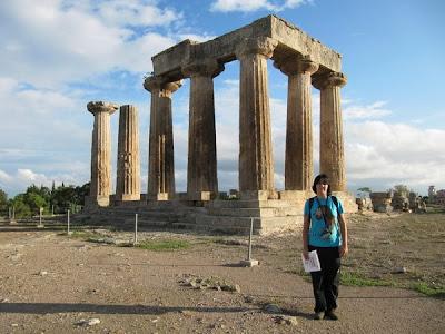 Mi viaje en ruinas: Grecia. Segunda etapa (17/10/2010)