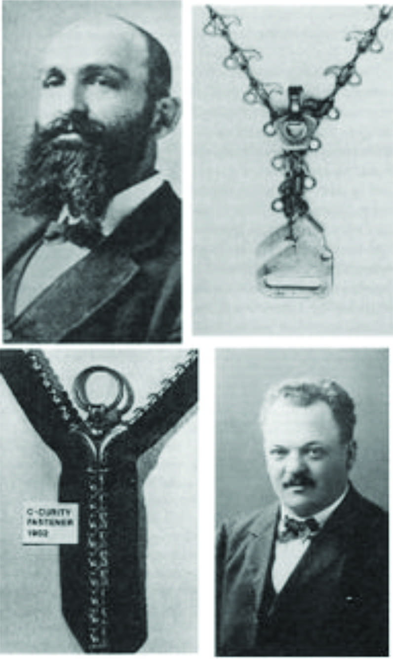 whitcomb l judson and the invention of the zipper In zipperslide fastener was exhibited by whitcomb l judson at the world's columbian exposition of 1893 in chicago judson's fastener, called a clasp locker.