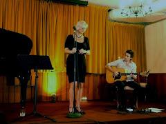 Koncert Asi Łunarzewskiej w konsulacie RP w Sydney