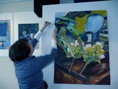 Link do wystawy malarstwa Bożeny Glajcher