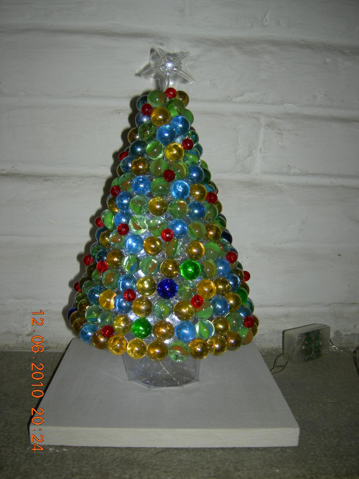 La Morenita Lampara Arbol De Navidad De Plastico Pet