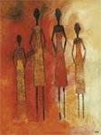 """La Ruta Vermelha: """"las Mujeres de África"""""""