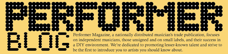 Performer Magazine : The Musician's Resource