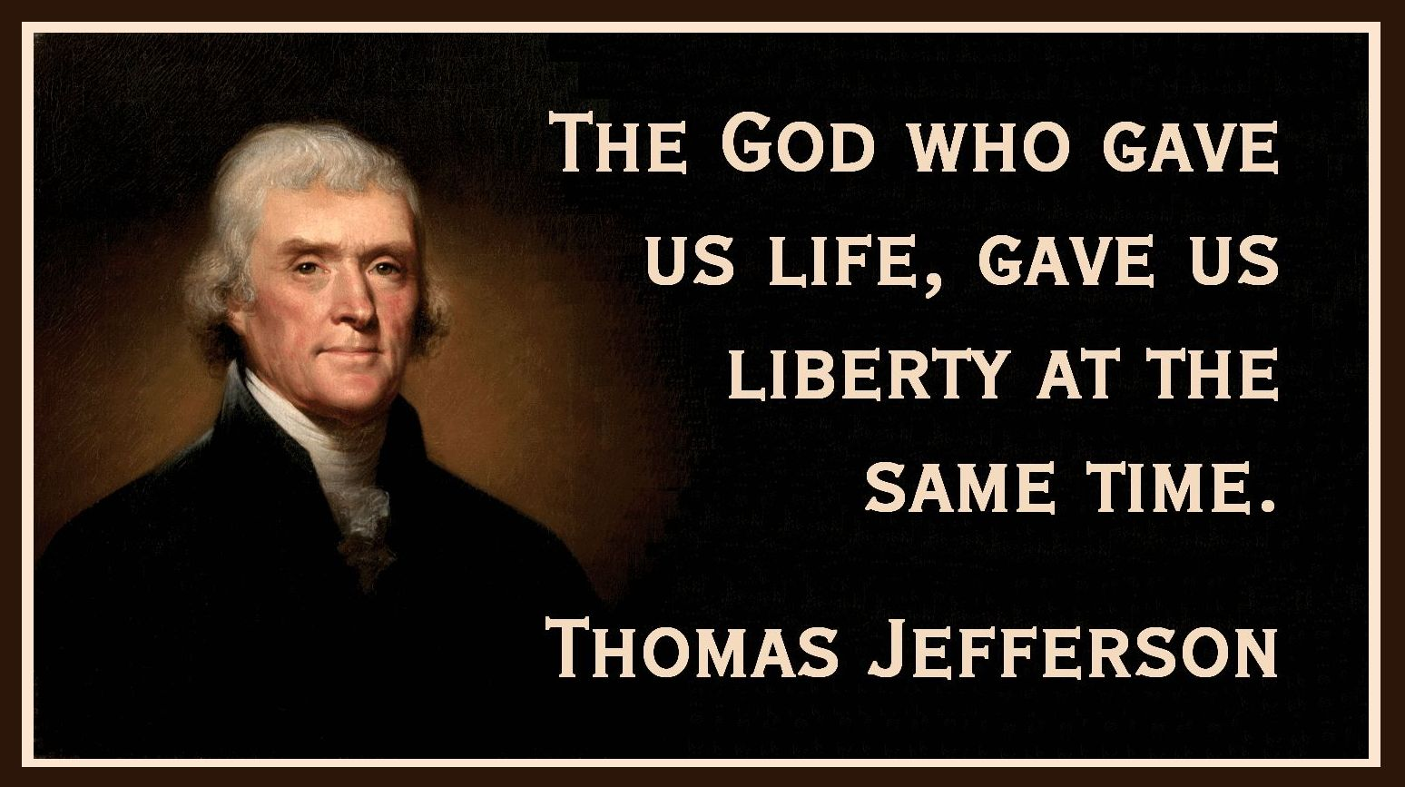 Conservative christian conservative clipart Thomas jefferson quotes
