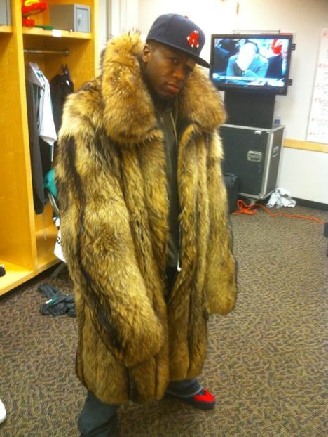 PETA Wants Nate Robinson's Fur Coat | CelticsLife.com - Boston ...