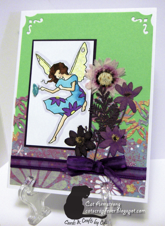 Cat scrap fever a new challenge a new release at adfd for Michaels crafts wausau wi