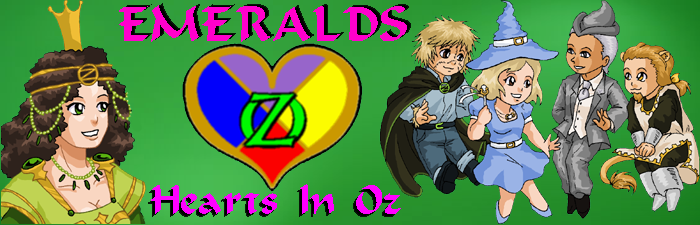 Emeralds: Hearts In Oz