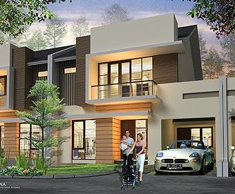 Model Rumah Kebun on Jasa Kontraktor  Bangun Rumah Super Cepat Tipe 45 Hanya 2minggu Jadi