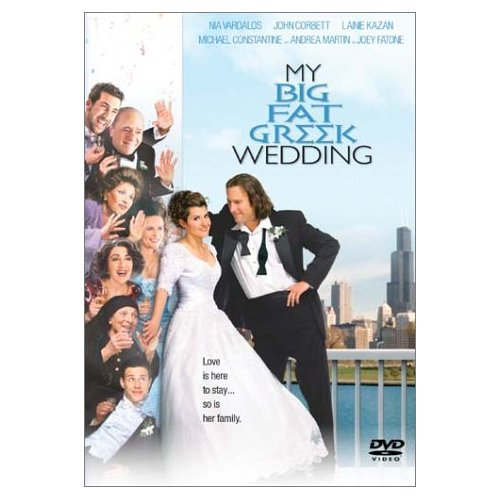 My Big Fat Geek Wedding: Ian's Film Journal: My Big Fat Greek Wedding