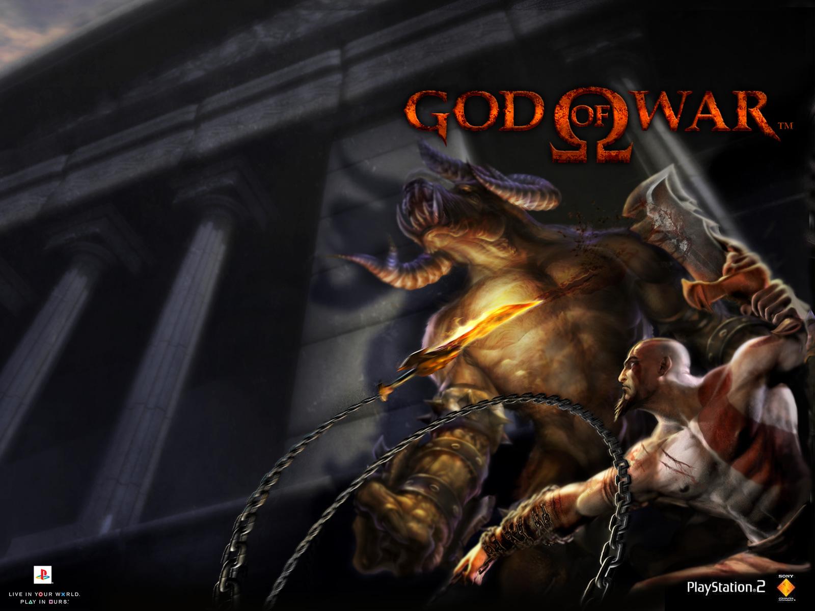 Wallpapers god of war all parts - God of war wallpaper hd 3d ...
