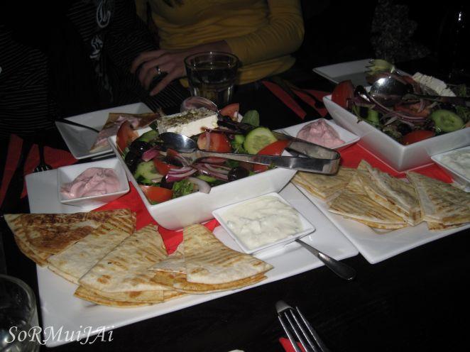 Giorgio Greek Cafe Puyallup Menu