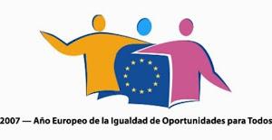 2007 Año Europeo de la Igualdad de Oportunidades