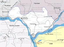 Mapas de San Rosendo