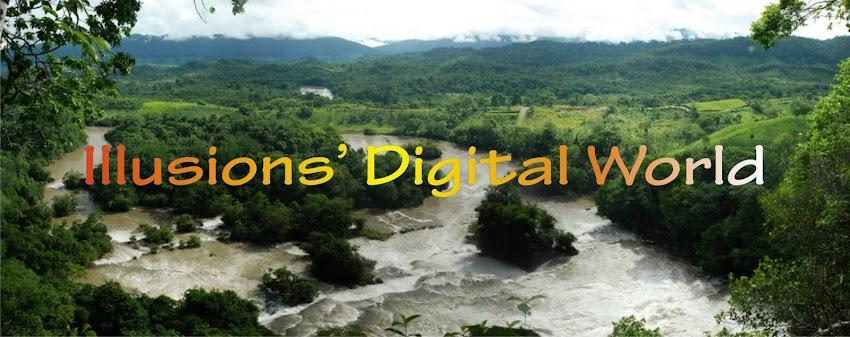 illusions´ digital world