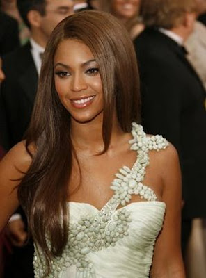 beyonce hairstyle at oscar