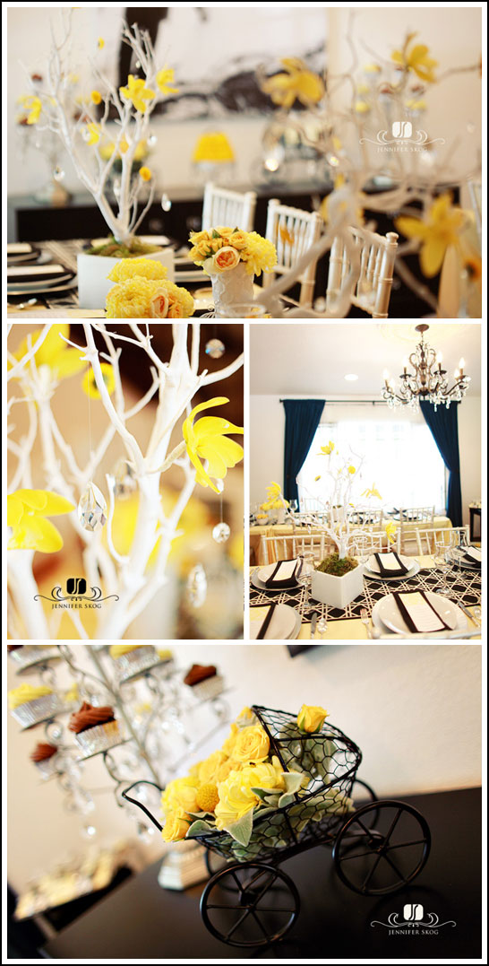 baby shower food ideas baby shower ideas yellow and white