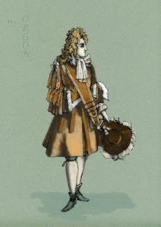 Tartuffe Costume Design