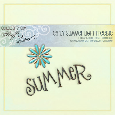 Heather Taylor, Early Summer Light Freebie