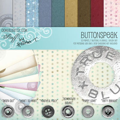 Heather Taylor, ButtonSpeak Element Kit