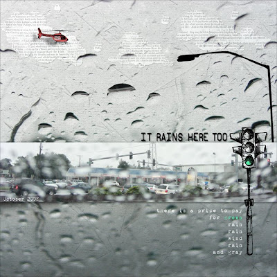 Heather Taylor, It Rains Here, Too