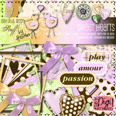 Heather T., Sweet Hearts Kit
