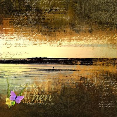 Heather Taylor, When The Sun Paints